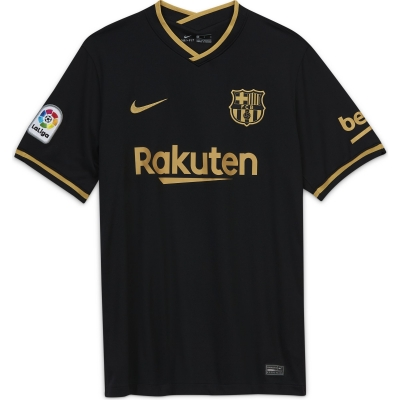 BARCELONA AWAY SHIRT 2020-21