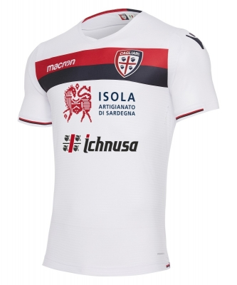 CAGLIARI AWAY SHIRT 2017-18
