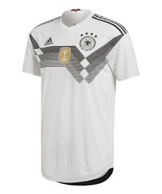 GERMANY AUTHENTIC MATCH SHIRT 2017-19