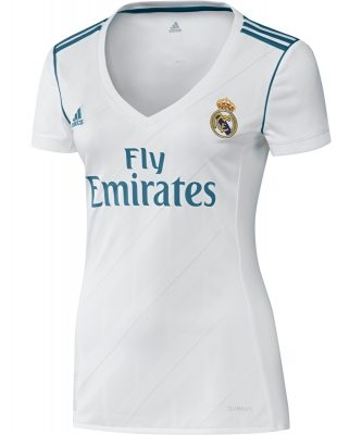 REAL MADRID MAGLIA DONNA HOME 2017-18