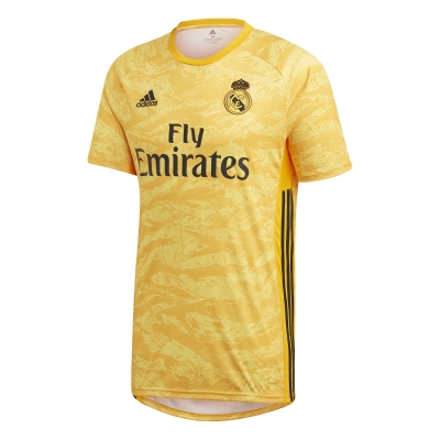 REAL MADRID GOALKEEPER SHIRT 2019-20