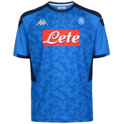 SSC NAPOLI CHAMPION'S LEAGUE SUPPORTER SHIRT 2019-20