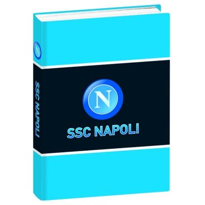 SSC NAPOLI SCHOOL NAVY-BLUE DIARY 2019-20