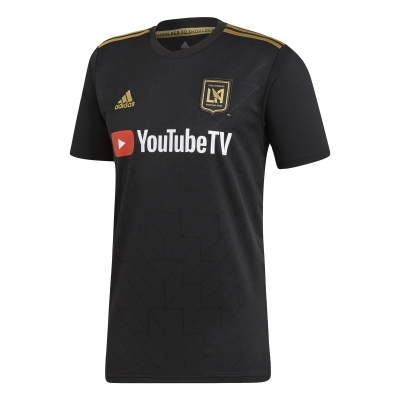 LOS ANGELES FC HOME SHIRT 2019-20