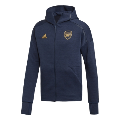 ARSENAL ANTHEM HOODY FULL ZIP JACKET 2019-20