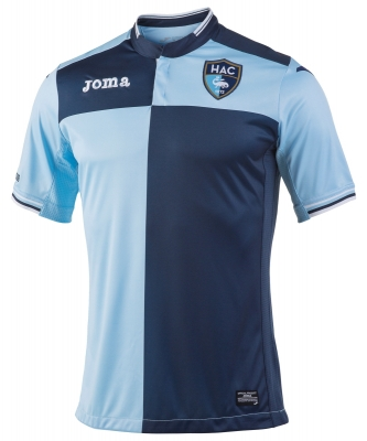 LE HAVRE HOME SHIRT 2017-18