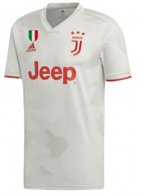 JUVENTUS AWAY JUNIOR SHIRT 2019-20