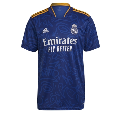 REAL MADRID MAGLIA AWAY 2021-22