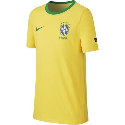 BRASILE T-SHIRT BAMBINO 2018-19