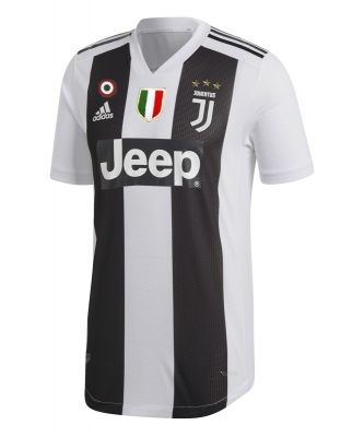 JUVENTUS AUTHENTIC MATCH SHIRT 2018-19