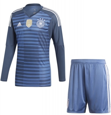 GERMANY GOALKEEPER JUNIOR KIT 2017-19