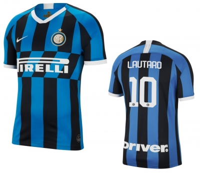 INTER LAUTARO HOME SHIRT 2019-20
