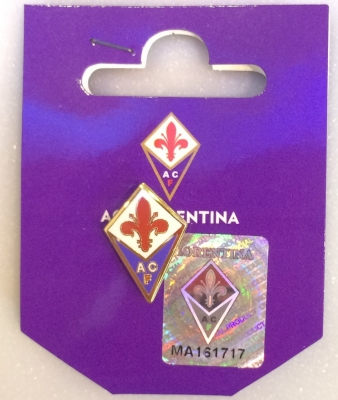 FIORENTINA OFFICIAL PIN