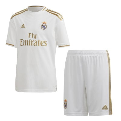 REAL MADRID JUNIOR HOME KIT 2019-20