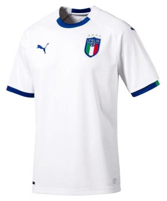 ITALIA FIGC MAGLIA AWAY 2018-19
