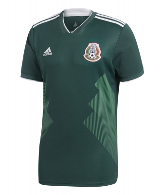 MEXICO HOME SHIRT 2017-19