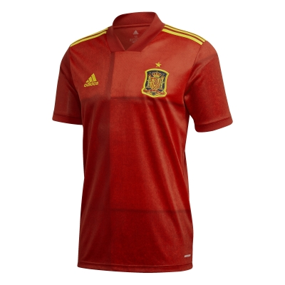 SPAIN JUNIOR HOME SHIRT 2019-21