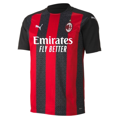 AC MILAN JUNIOR HOME SHIRT 2020-21