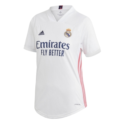 REAL MADRID MAGLIA DONNA HOME 2020-21