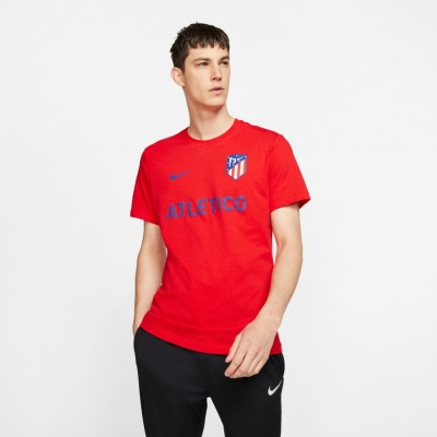 ATLETICO MADRID T-SHIRT ROSSA 2019-20