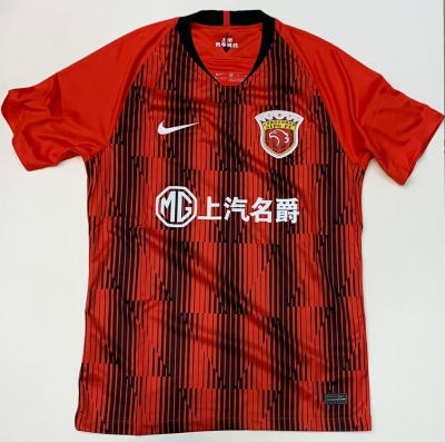 SHANGHAI SIPG HOME SHIRT 2020
