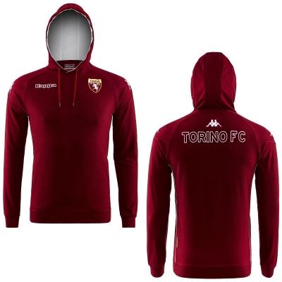 TORINO FC FELPA CAPPUCCIO 2018-19