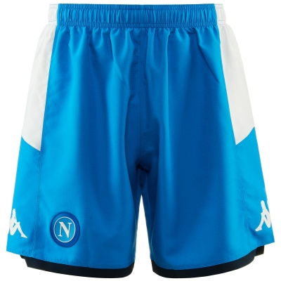 SSC NAPOLI HOME BLUE SHORTS 2019-20