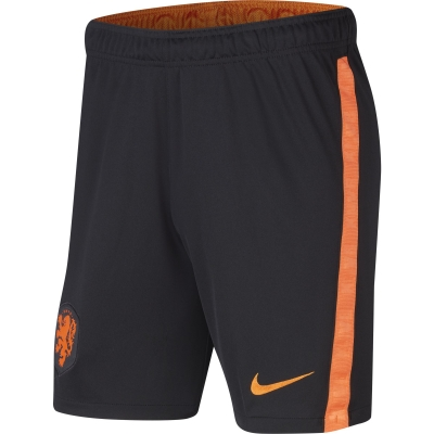 NETHERLANDS AWAY BLACK SHORTS 2020-21