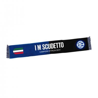 FC INTER SCIARPA JAQUARD I M SCUDETTO