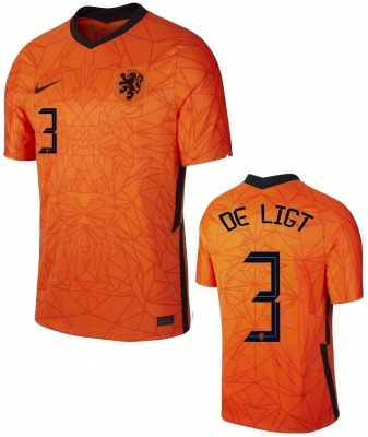 NETHERLANDS DE LIGT HOME SHIRT 2020-21