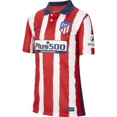 ATLETICO MADRID JUNIOR HOME SHIRT 2020-21