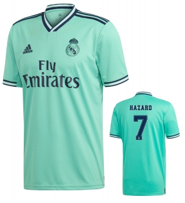 REAL MADRID HAZARD 3RD SHIRT 2019-20