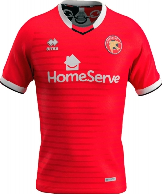 WALSALL AUTHENTIC HOME SHIRT 2019-20