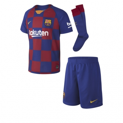 BARCELONA LITTLEBOYS HOME KIT 3-8 years 2019-20