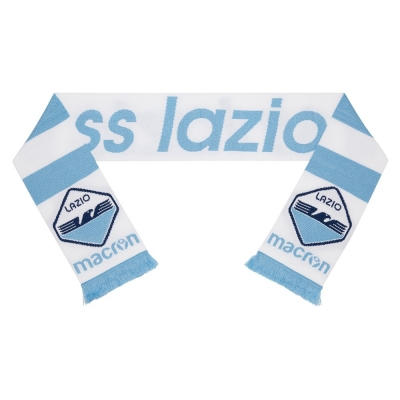 SS LAZIO SCIARPA BIANCOCELESTE 2017-18