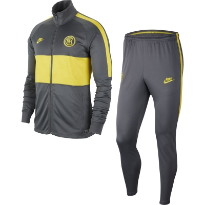 INTER PRESENTATION GREY TRACKSUIT 2019-20