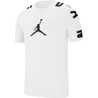 JORDAN STRETCH 23 WHITE T-SHIRT