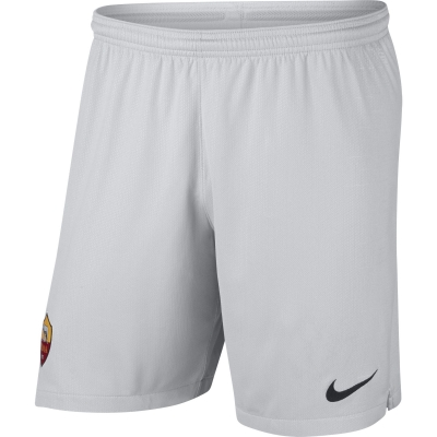 AS ROMA PANTALONCINI GRIGI AWAY 2018-19