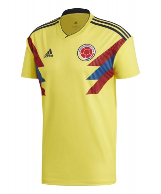 COLOMBIA JUNIOR HOME SHIRT 2017-19