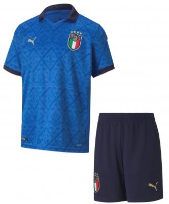 ITALIA FIGC JUNIOR HOME KIT 2020-21