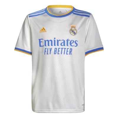 REAL MADRID MAGLIA BAMBINO HOME 2021-22