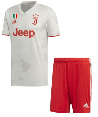 JUVENTUS AWAY JUNIOR KIT 2019-20