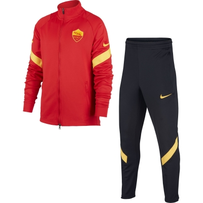 AS ROMA JUNIOR TRACKSUIT 2020-21