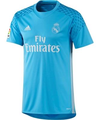 REAL MADRID MAGLIA PORTIERE 2016-17
