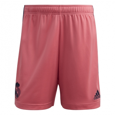 REAL MADRID PANTALONCINI AWAY 2020-21