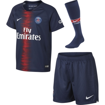 PSG LITTLEBOYS HOME KIT 3-8 years 2018-19
