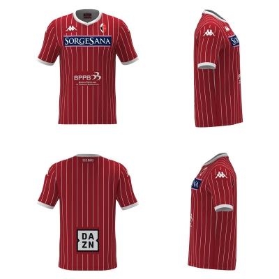 BARI AWAY RED SHIRT 2018-19