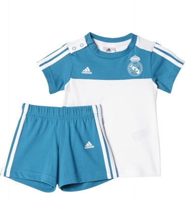 REAL MADRID COMPLETINO BAMBINO IN COTONE 2017-18