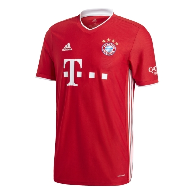 BAYERN MUNICH  HOME SHIRT 2020-21