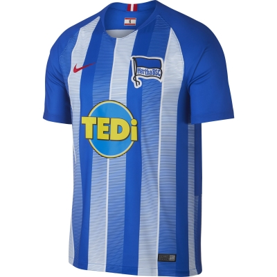 HERTHA BERLIN HOME SHIRT 2018-19